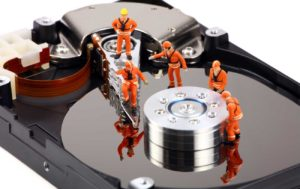 IMac hard drive replacement program